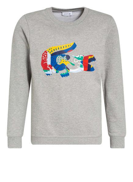 LACOSTE Sweatshirt , Farbe: HELLGRAU (Bild 1)