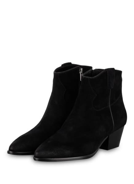 ash Cowboy Boots, Farbe: SCHWARZ (Bild 1)