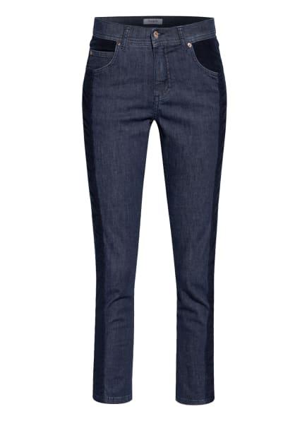 ANGELS 7/8-Jeans ORNELLA im Materialmix, Farbe: 31 dark indigo (Bild 1)