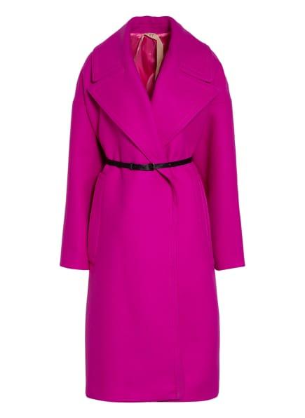 N°21 Oversized-Mantel , Farbe: FUCHSIA (Bild 1)