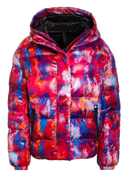 FIRE+ICE Skijacke RANJA, Farbe: ROT/ ORANGE/ BLAU (Bild 1)