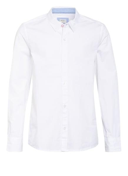 Pepe Jeans Hemd NEW NATE, Farbe: WEISS (Bild 1)