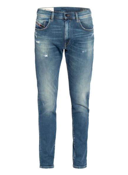 DIESEL Destroyed-Jeans Slim Fit, Farbe: 01 (Bild 1)