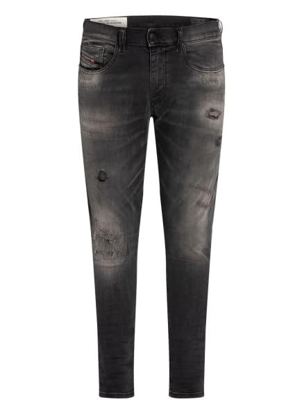 DIESEL Destroyed Jeans D-STRUKT Slim Fit, Farbe: 02 (Bild 1)