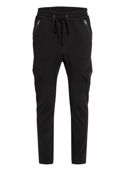 tigha Sweatpants JEROME Extra Slim Fit, Farbe: SCHWARZ (Bild 1)