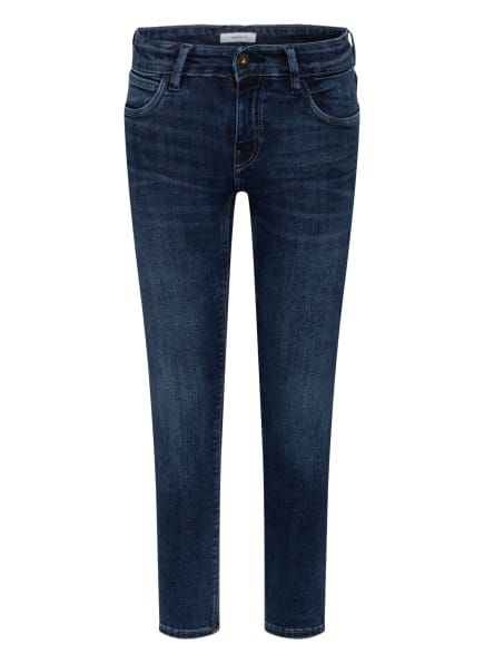 name it Jeans Slim Fit, Farbe: DARK BLUE DENIM (Bild 1)