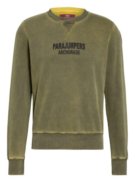 PARAJUMPERS Sweatshirt MAT, Farbe: OLIV (Bild 1)