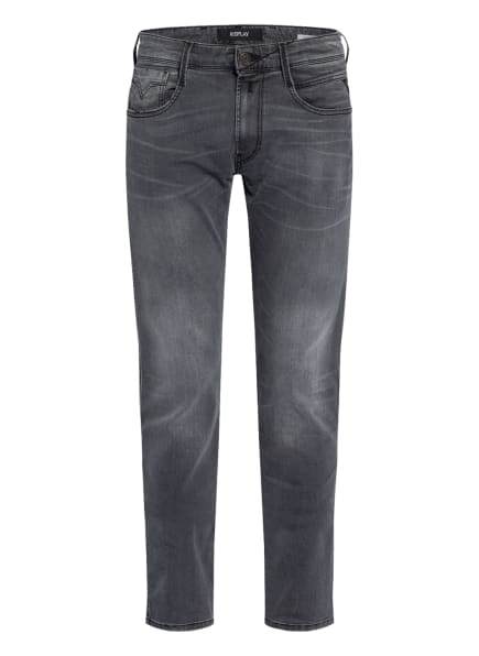 REPLAY Jeans ANBASS Slim Fit, Farbe: 096 MEDIUM GREY (Bild 1)