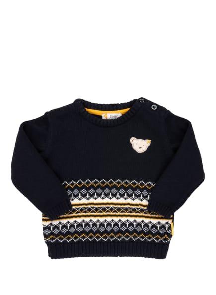 Steiff Pullover, Farbe: DUNKELBLAU (Bild 1)