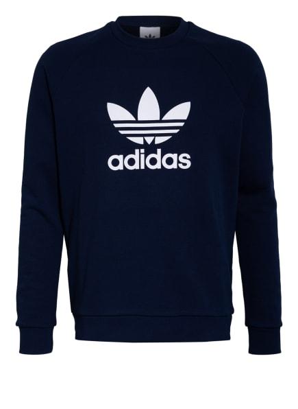 adidas Originals Sweatshirt TREFOIL, Farbe: BLAU (Bild 1)