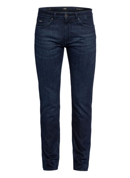 BOSS Jeans DELAWARE Slim Fit, Farbe: 415 NAVY (Bild 1)