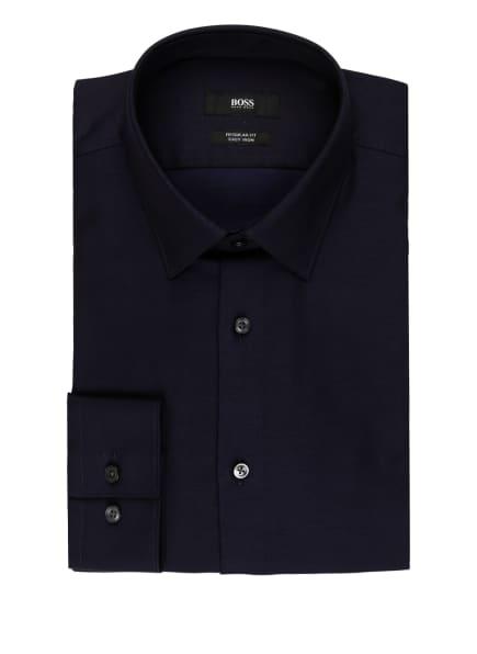 BOSS Hemd ELIOTT Regular Fit, Farbe: DUNKELBLAU (Bild 1)