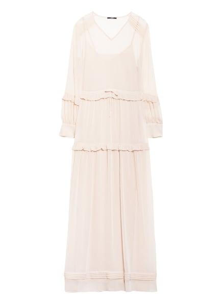 JOOP! Kleid 58 DASIE mit Volantbesatz, Farbe: NUDE (Bild 1)