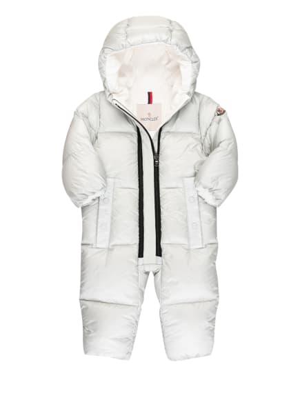 MONCLER enfant Daunen-Schneeanzug , Farbe: HELLGRAU (Bild 1)