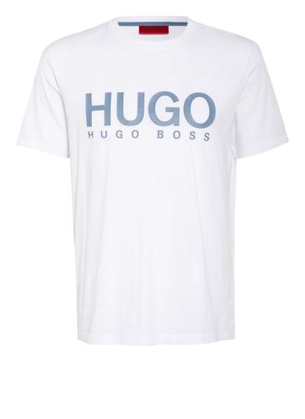 HUGO T-Shirt DOLIVE, Farbe: WEISS (Bild 1)