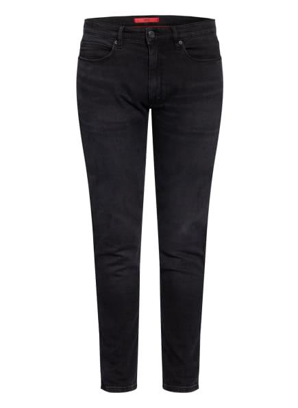 HUGO Jeans HUGO 734 Slim Fit, Farbe: 010 CHARCOAL (Bild 1)