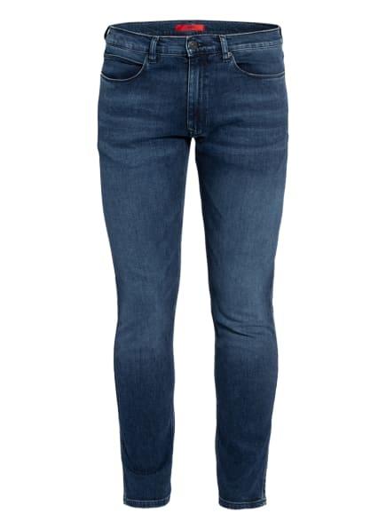 HUGO Jeans Slim Fit, Farbe: 420 MEDIUM BLUE (Bild 1)