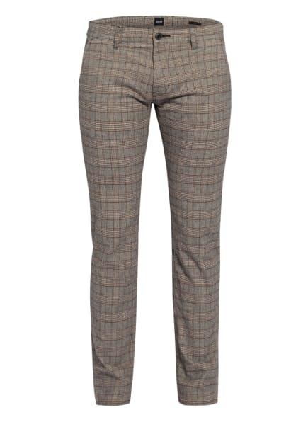 BOSS Chino SCHINO Slim Fit, Farbe: BEIGE/ DUNKELBRAUN/ CAMEL (Bild 1)