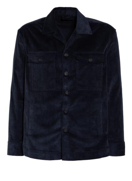 DRYKORN Cord-Overshirt ROONIN, Farbe: DUNKELBLAU (Bild 1)