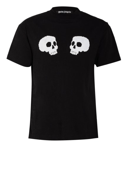 Palm Angels T-Shirt schwarz
