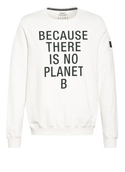 ECOALF Sweatshirt SAN DIEGO, Farbe: WEISS (Bild 1)