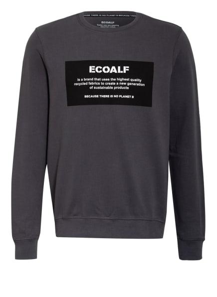 ECOALF Sweatshirt, Farbe: DUNKELGRAU/ SCHWARZ/ WEISS (Bild 1)