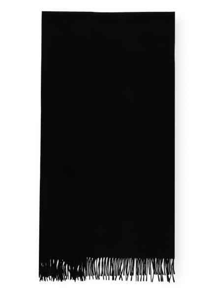 MAISON KITSUNÉ Schal , Farbe: SCHWARZ (Bild 1)