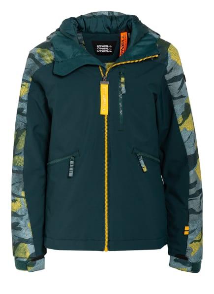 O'NEILL Skijacke DIABASE, Farbe: GRÜN/ GELB (Bild 1)