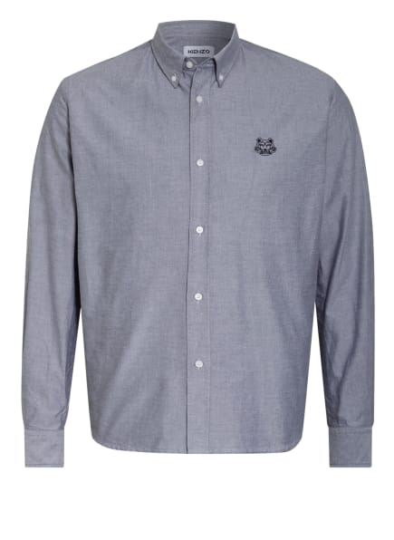 KENZO Hemd TIGER Comfort Fit, Farbe: GRAU (Bild 1)