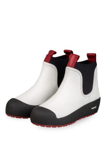 BALLY Boots , Farbe: WEISS/ SCHWARZ (Bild 1)