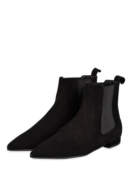 Pretty Ballerinas Chelsea-Boots ANGELIS, Farbe: SCHWARZ (Bild 1)