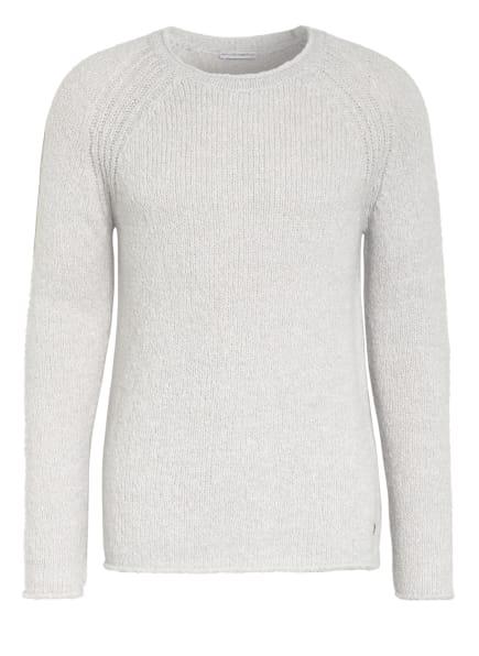 BETTER RICH Pullover CREW MARL, Farbe: HELLGRAU (Bild 1)