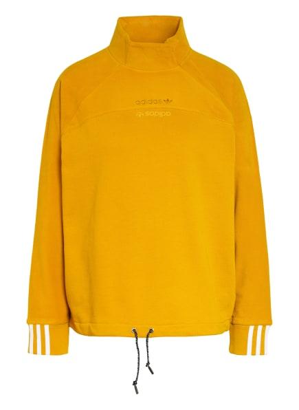 adidas Originals Sweatshirt, Farbe: DUNKELGELB (Bild 1)