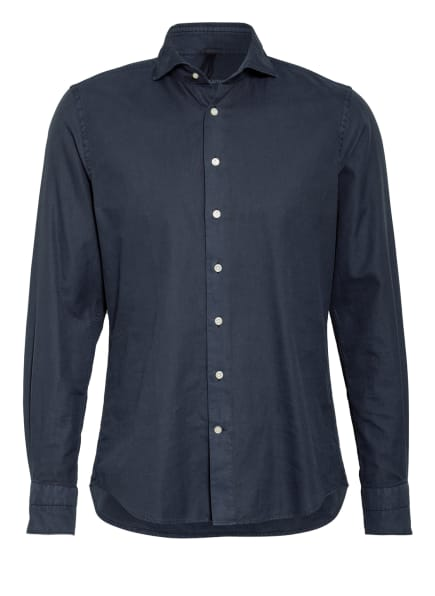 PROFUOMO Hemd Extra Slim Fit, Farbe: DUNKELBLAU (Bild 1)