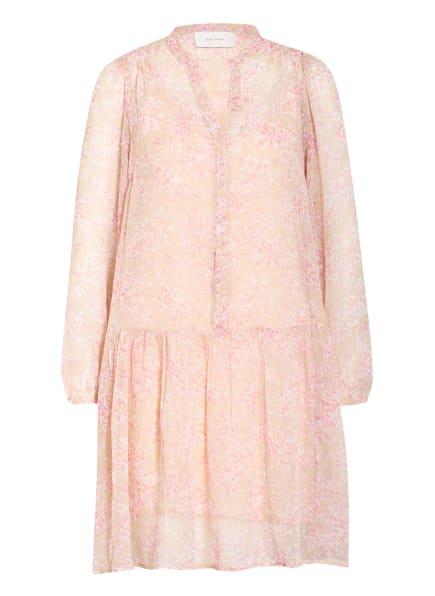 NEO NOIR Kleid STEF , Farbe: BEIGE/ ROSA/ WEISS (Bild 1)