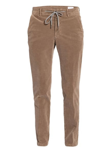 BALDESSARINI Cord-Chino Extra Slim Fit , Farbe: HELLBRAUN (Bild 1)