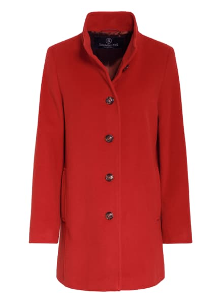 SCHNEIDERS Mantel VICTORIA mit Cashmere, Farbe: ROT (Bild 1)