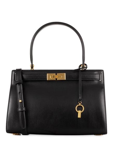 TORY BURCH Handtasche LEE RADZIWILL, Farbe: SCHWARZ (Bild 1)