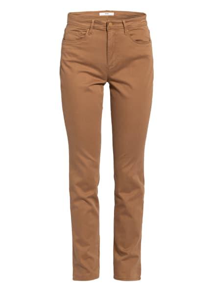 BRAX Skinny Jeans SHAKIRA , Farbe: 55 WALNUT (Bild 1)