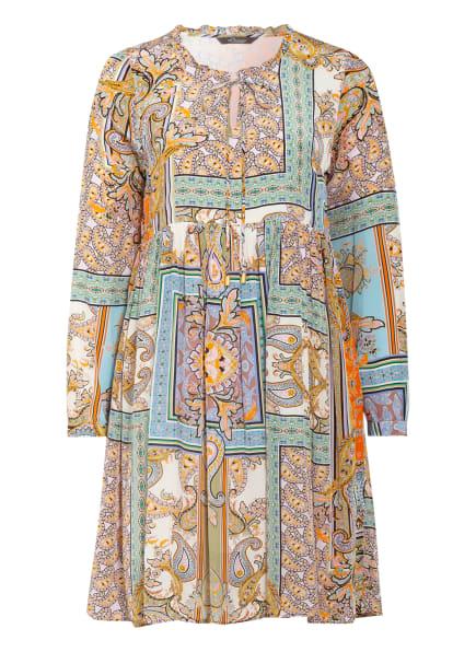 Princess GOES HOLLYWOOD Kleid, Farbe: ORANGE/ HELLBLAU/ HELLROSA (Bild 1)