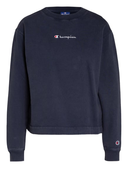 Champion Sweatshirt, Farbe: DUNKELBLAU (Bild 1)