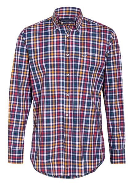 PAUL & SHARK Hemd Regular Fit , Farbe: DUNKELBLAU/ GRÜN/ DUNKELGELB (Bild 1)