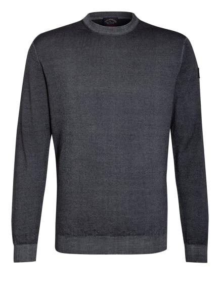 PAUL & SHARK Pullover, Farbe: DUNKELGRAU (Bild 1)