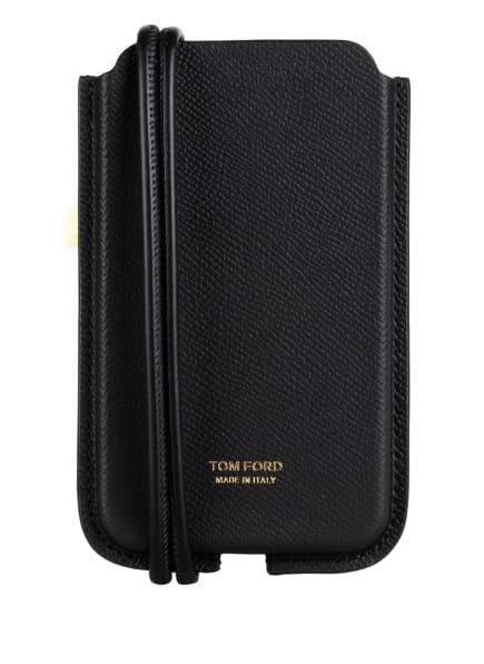 TOM FORD Smartphone-Tasche, Farbe: SCHWARZ (Bild 1)