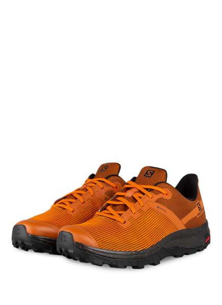 SALOMON Outdoor-Schuhe OUTLINE PRISM GTX, Farbe: ORANGE/ SCHWARZ (Bild 1)