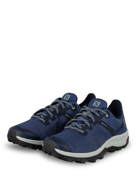 SALOMON Outdoor-Schuhe OUTLINE PRISM GTX, Farbe: BLAU/ DUNKELBLAU (Bild 1)