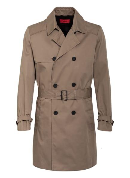 HUGO Trenchcoat MALUKS, Farbe: TAUPE (Bild 1)