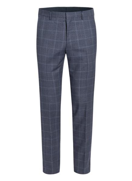 BOSS Anzughose GENIUS Slim Fit, Farbe: DUNKELBLAU/ HELLGRAU (Bild 1)