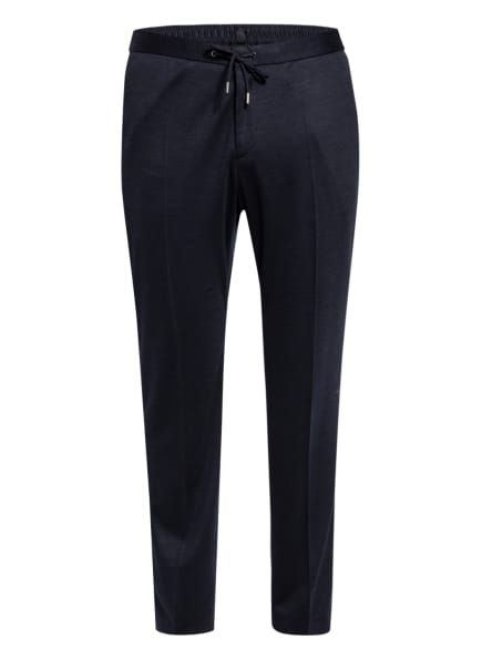 BOSS Kombi-Hose BANKS im Jogging-Stil Slim Fit, Farbe: 402 DARK BLUE (Bild 1)
