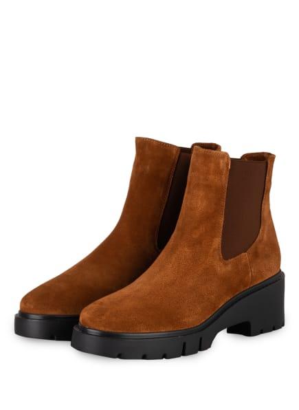 UNISA Chelsea-Boots JEROME, Farbe: BRAUN (Bild 1)